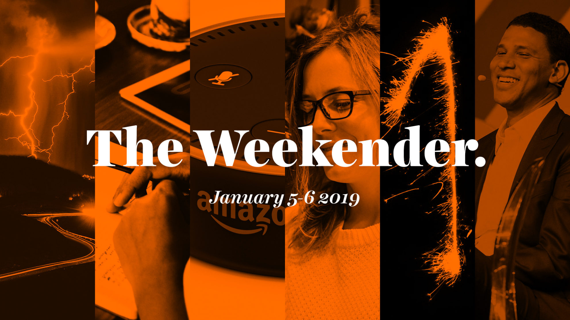 The Inman Weekender, January 5-6, 2019