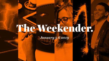 The Inman Weekender, January 5-6, 2019