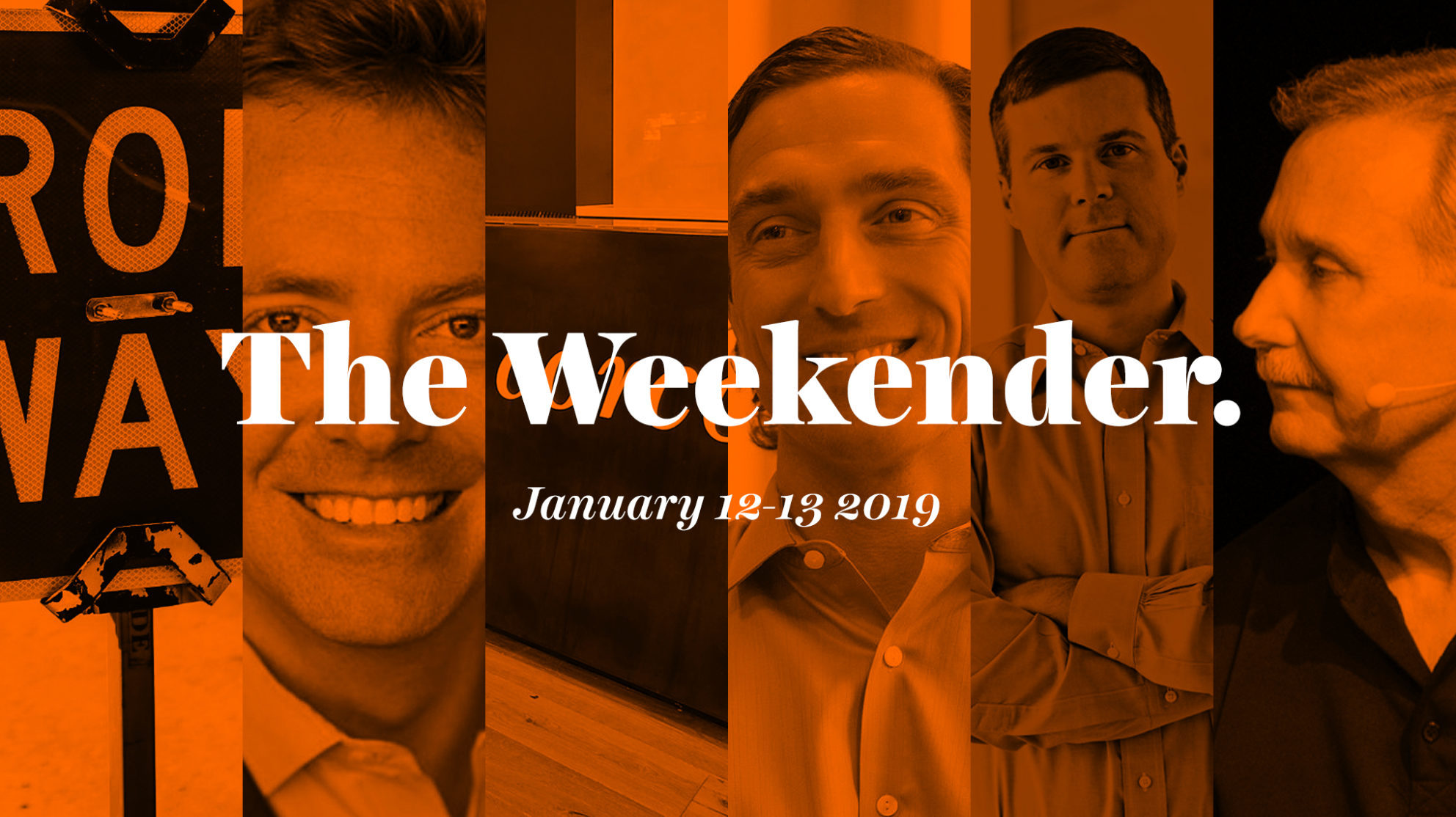 The Inman Weekender, January 12-13, 2019