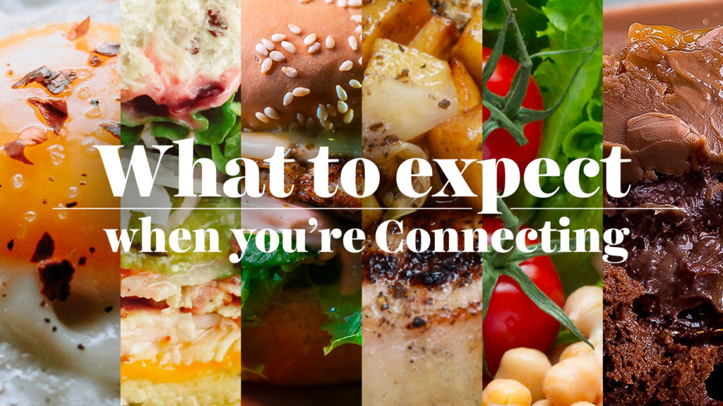 What To Expect When You're Connecting: Our favorite food picks around Times Square