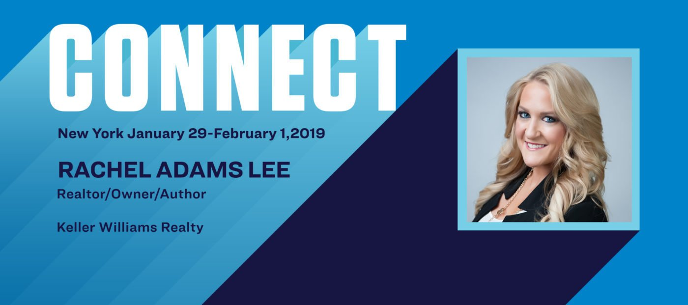 Connect the Speakers: How Rachel Adams Lee built her business