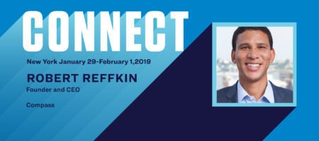 Connect the Speakers: Robert Reffkin on Compass' big bets for 2019