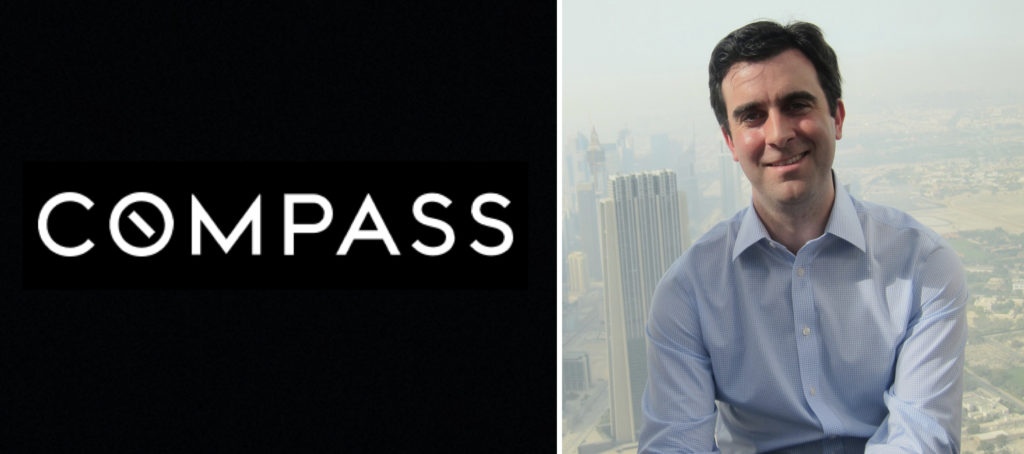 Compass hires former Uber exec to lead communications