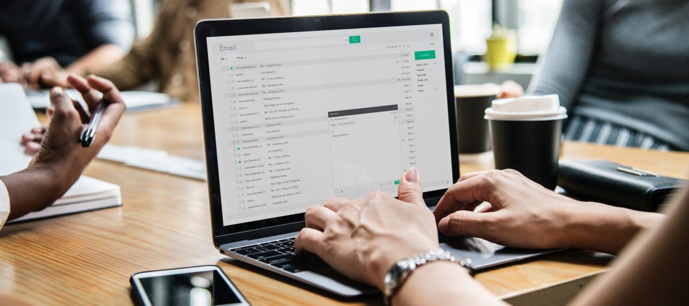 When it comes to marketing, don't underestimate email
