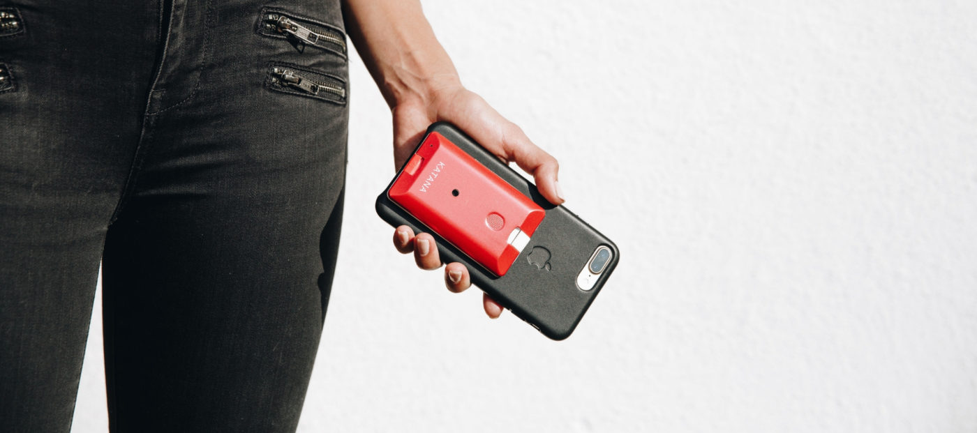 This mobile safety device could help you stay safe in the field
