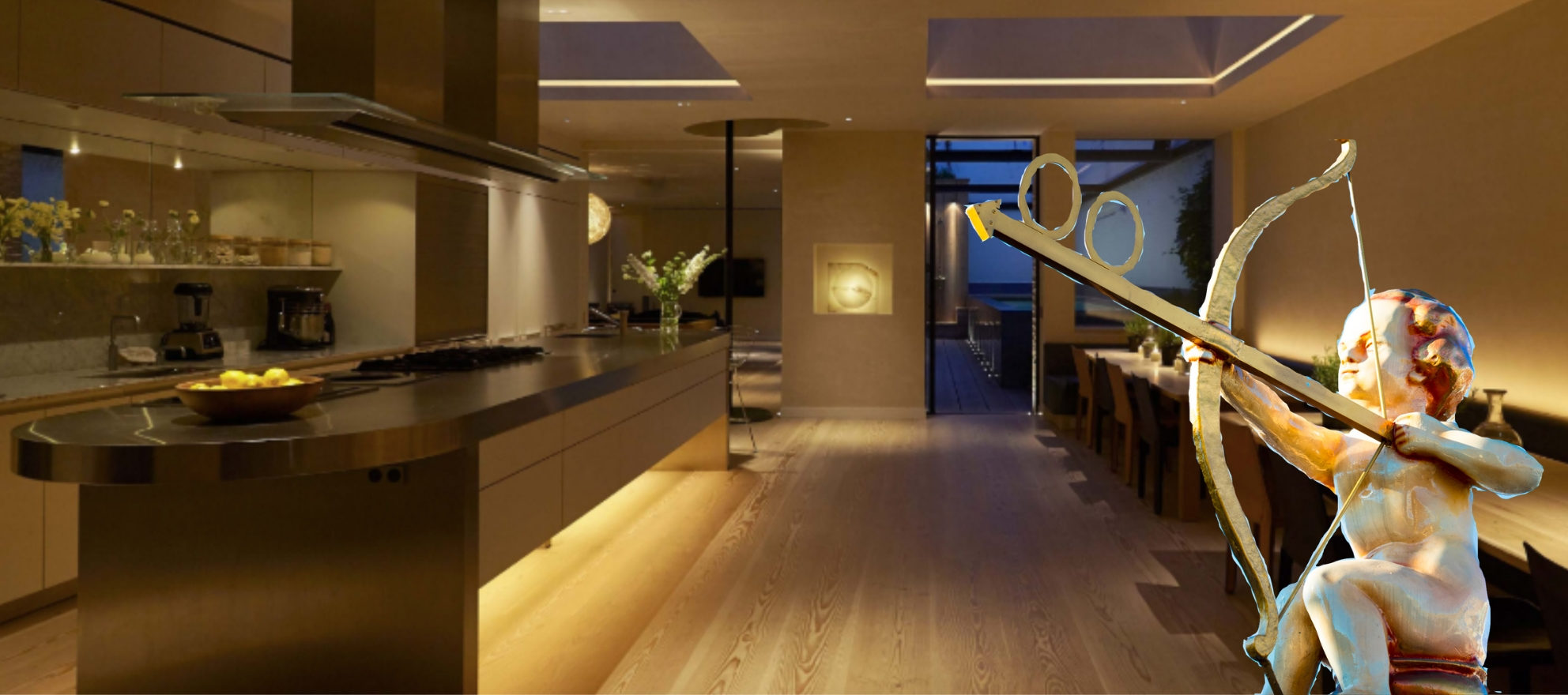 How the right lighting can get buyers in the mood (for a home)