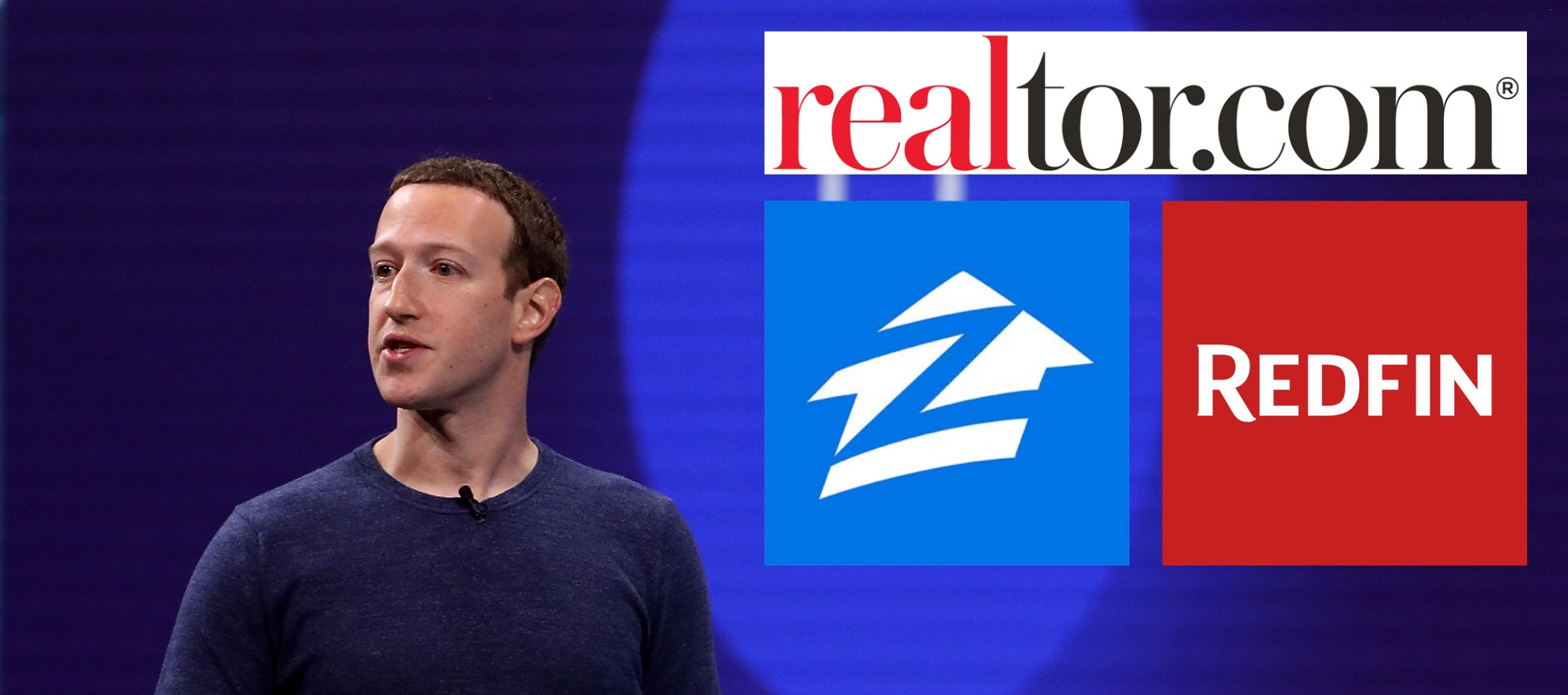 Real estate apps are sharing user data with Facebook