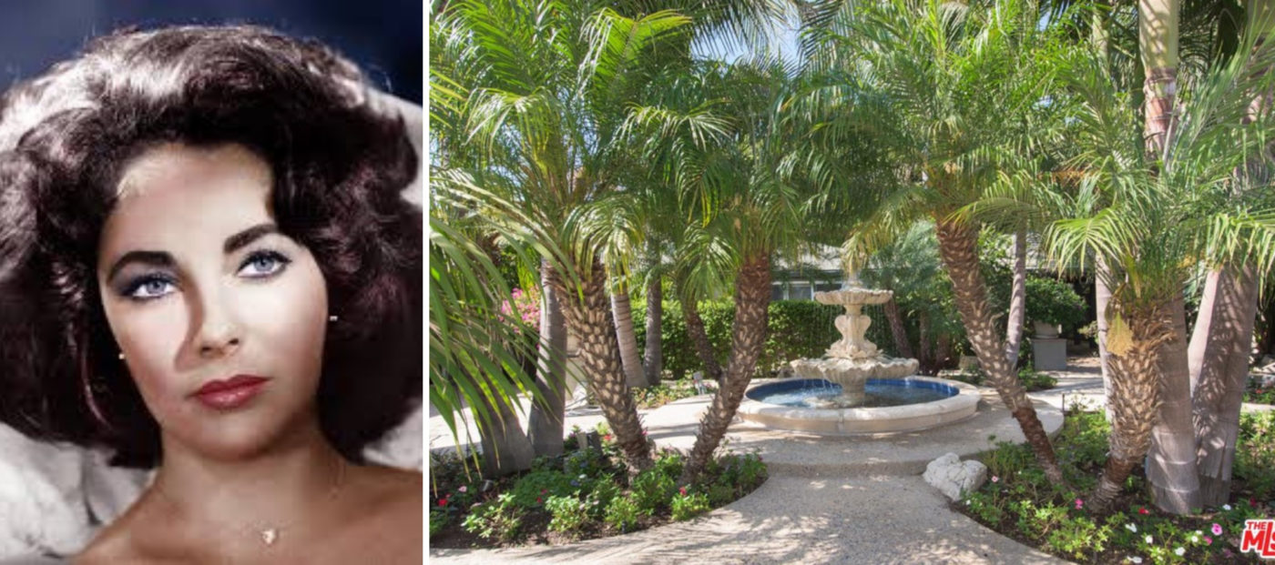 Elizabeth Taylor's iconic Beverly Hills estate slashed by $4M