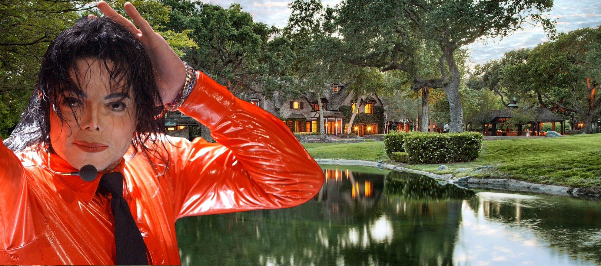 Michael Jackson's Neverland Ranch Returns To Market — With ...
