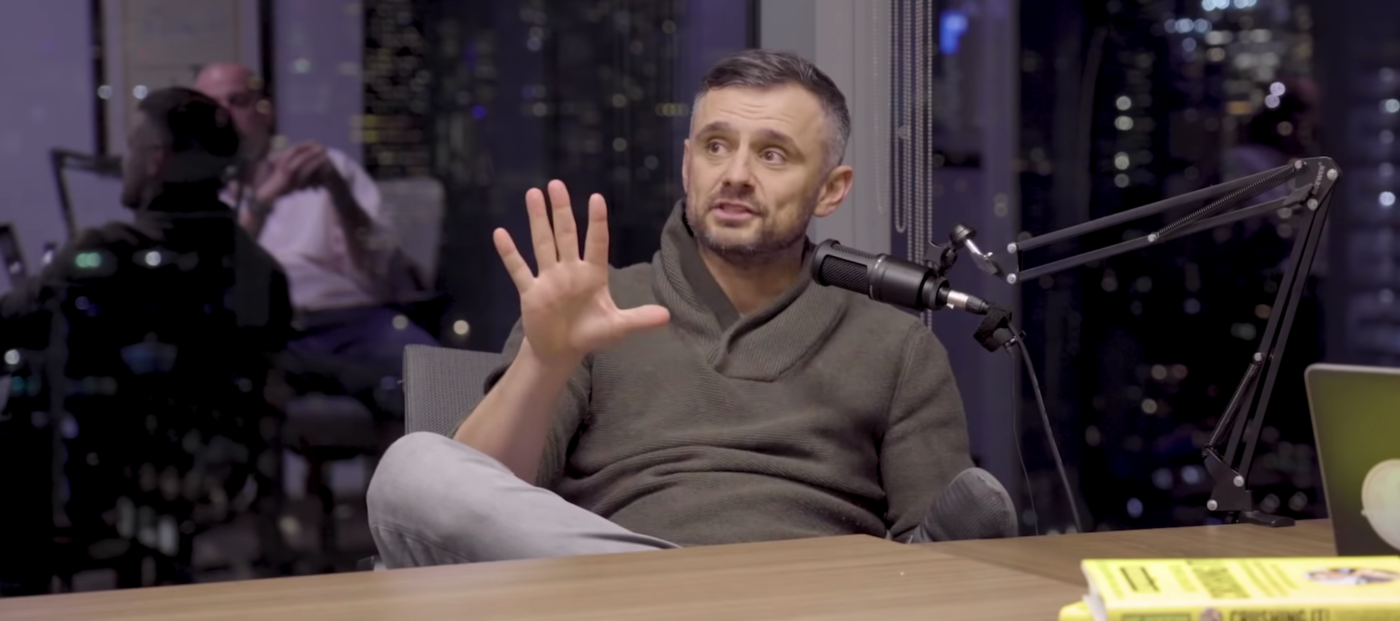 Gary Vaynerchuk, fresh off real estate conference, slams homeownership