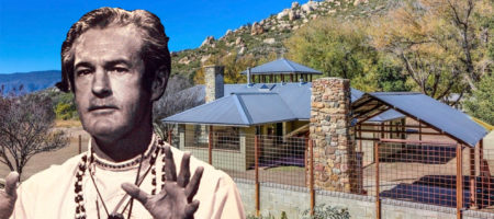 Timothy Leary's trippy LSD den hits the market for $1.5M