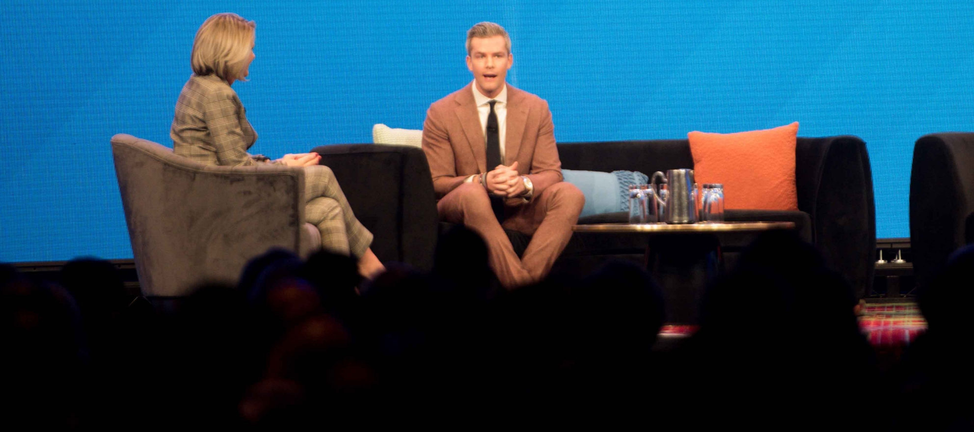 WATCH: What's the one thing that changed Ryan Serhant's life?