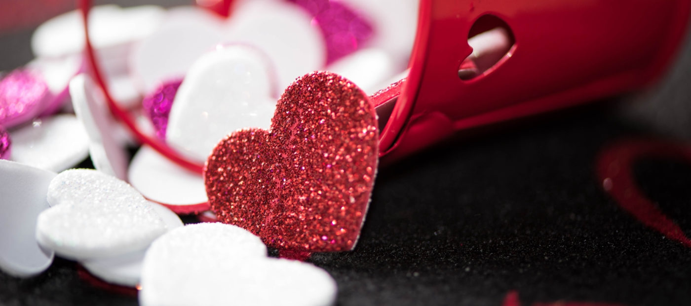 5 ways to show love this Valentine's Day