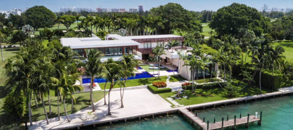 Miami's most expensive home sells for $50M