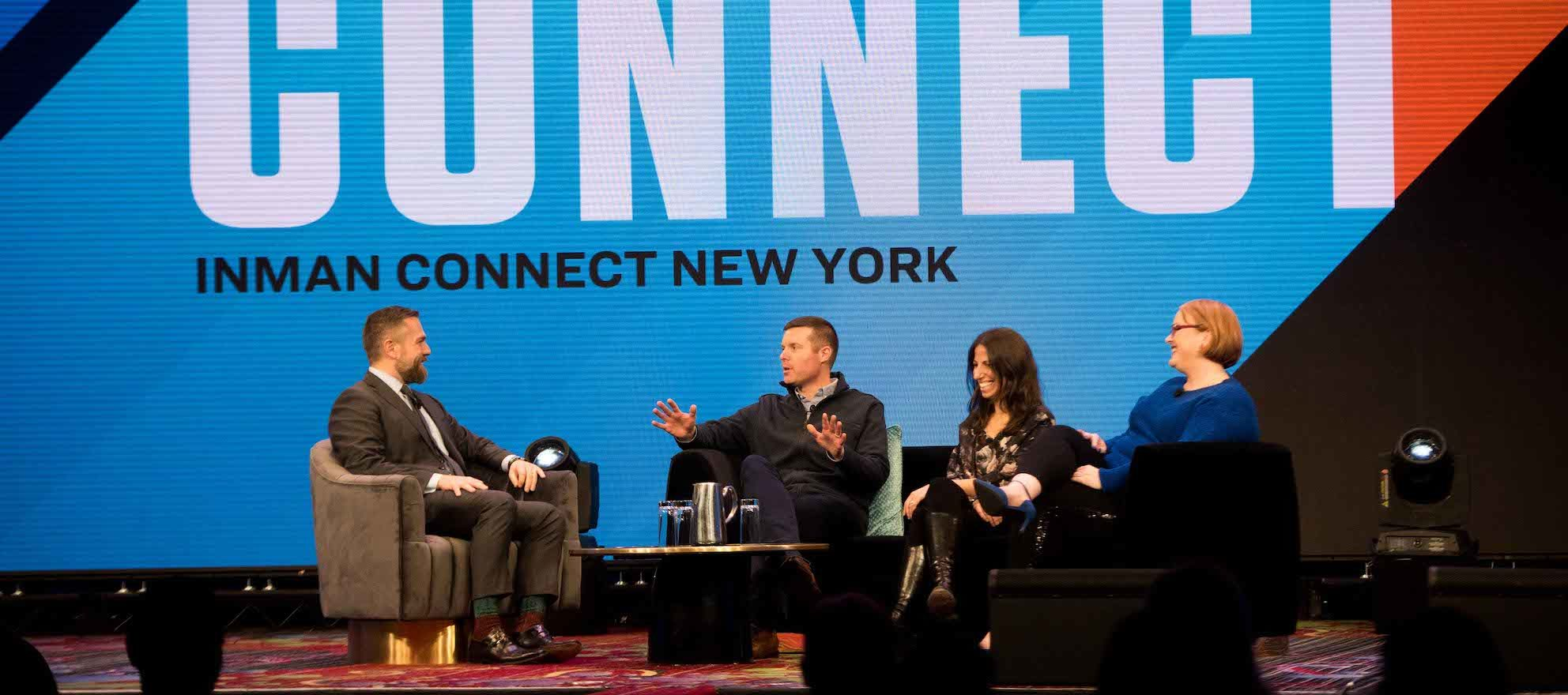 WATCH: Leaders from NRT, Zillow and Coldwell Banker talk innovation