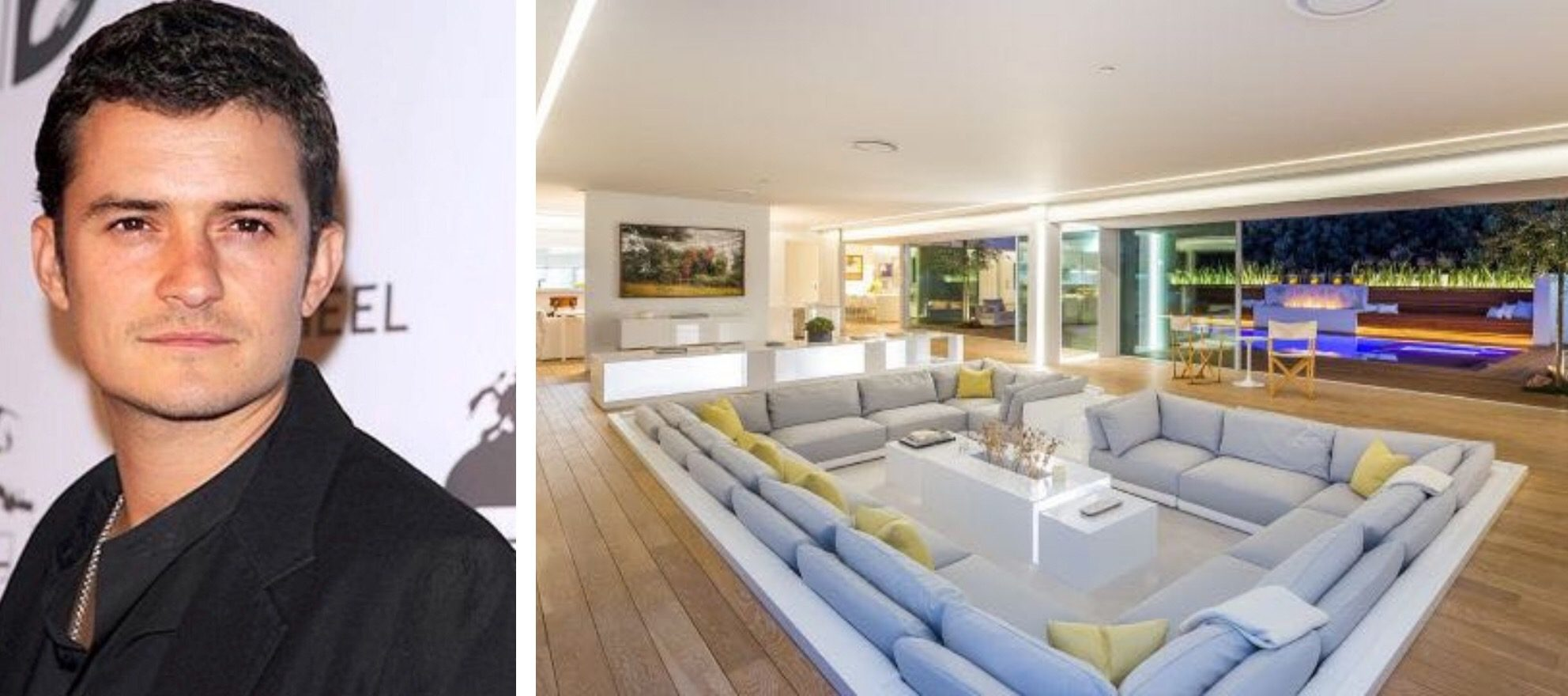 Orlando Bloom's bachelor pad hits the market for $9M