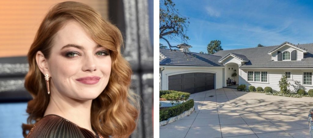 Buy Emma Stone's adorable Hollywood home for just $3.89M