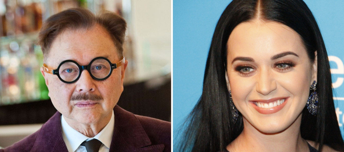 Restaurateur Mr. Chow snags Katy Perry's Hollywood Hills home