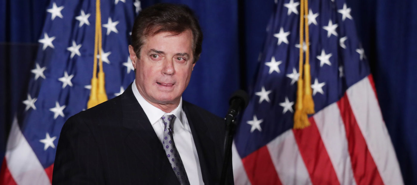 Paul Manafort indicted in New York on mortgage fraud charges