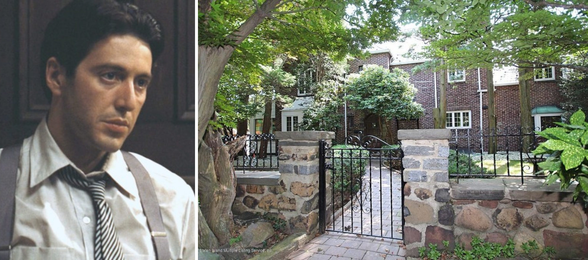 An offer they can't refuse? 'Godfather' house lists for nearly $1.4M