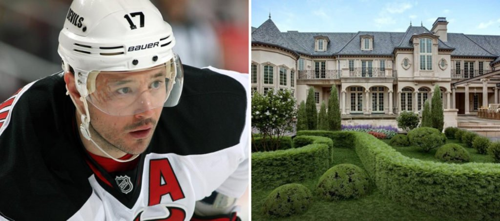 Hockey player Ilya Kovalchuk's 'castle' hits the market for $18M