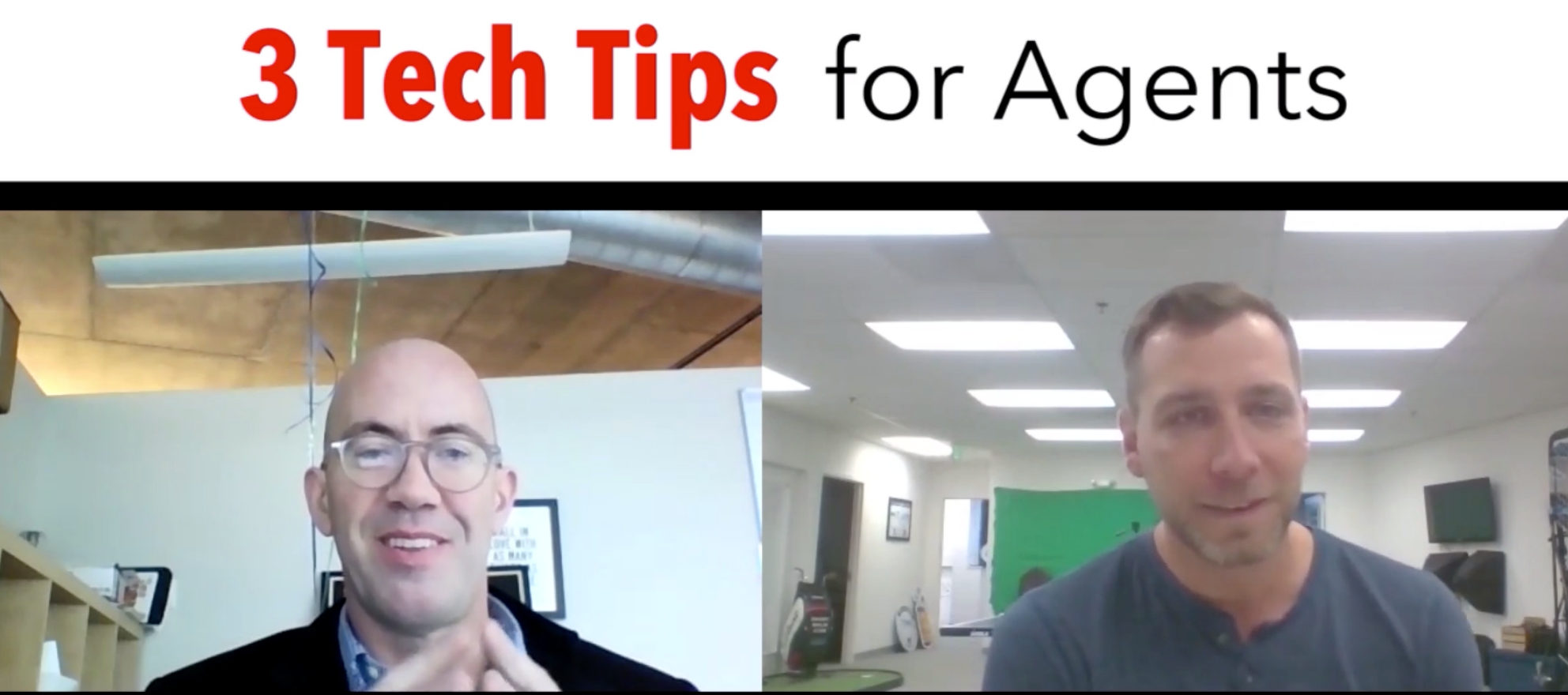 3 tech tips for agents from a Keller Williams team leader