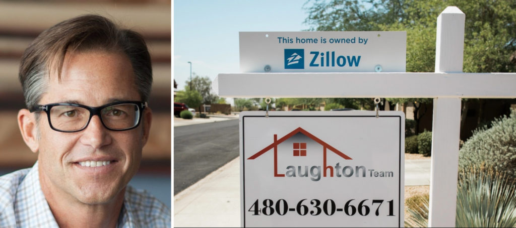 New Zillow CEO saw iBuying as 'existential threat,' envisions changes to agent ad model