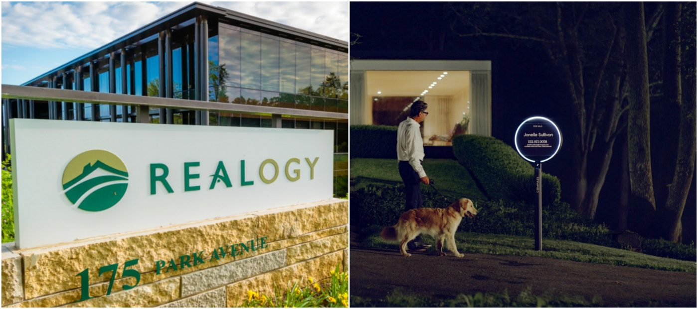 Realogy sues former manager who defected to Compass