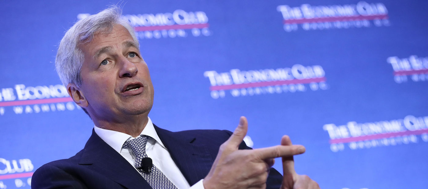 JPMorgan Chase CEO says US 'desperately needs mortgage reform'