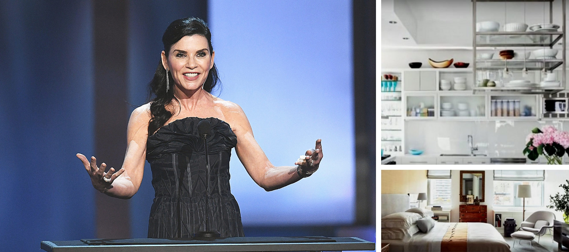 'The Good Wife' actress Julianna Margulies puts condo up for sale