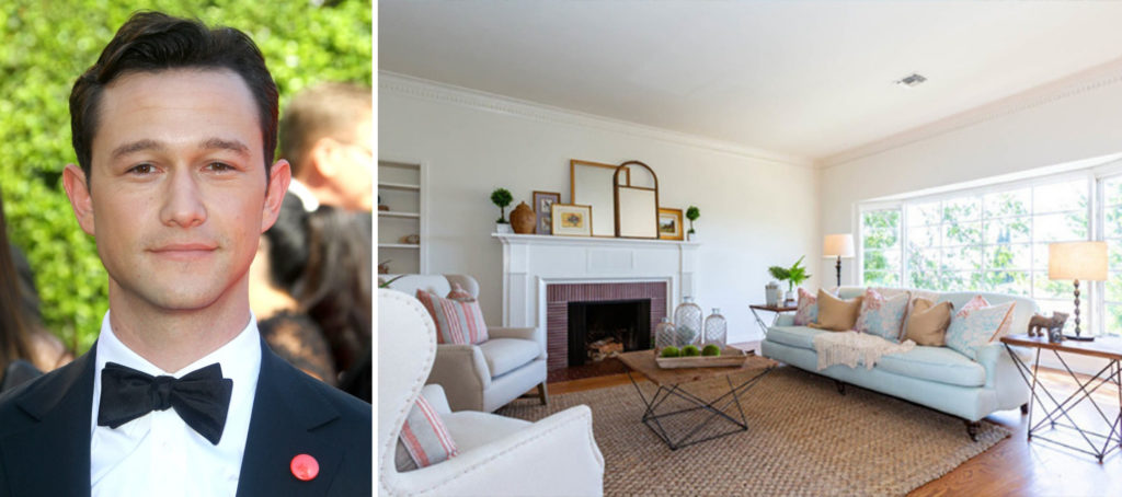 Joseph Gordon-Levitt lists classy, 1940s-era LA home for $3.85M