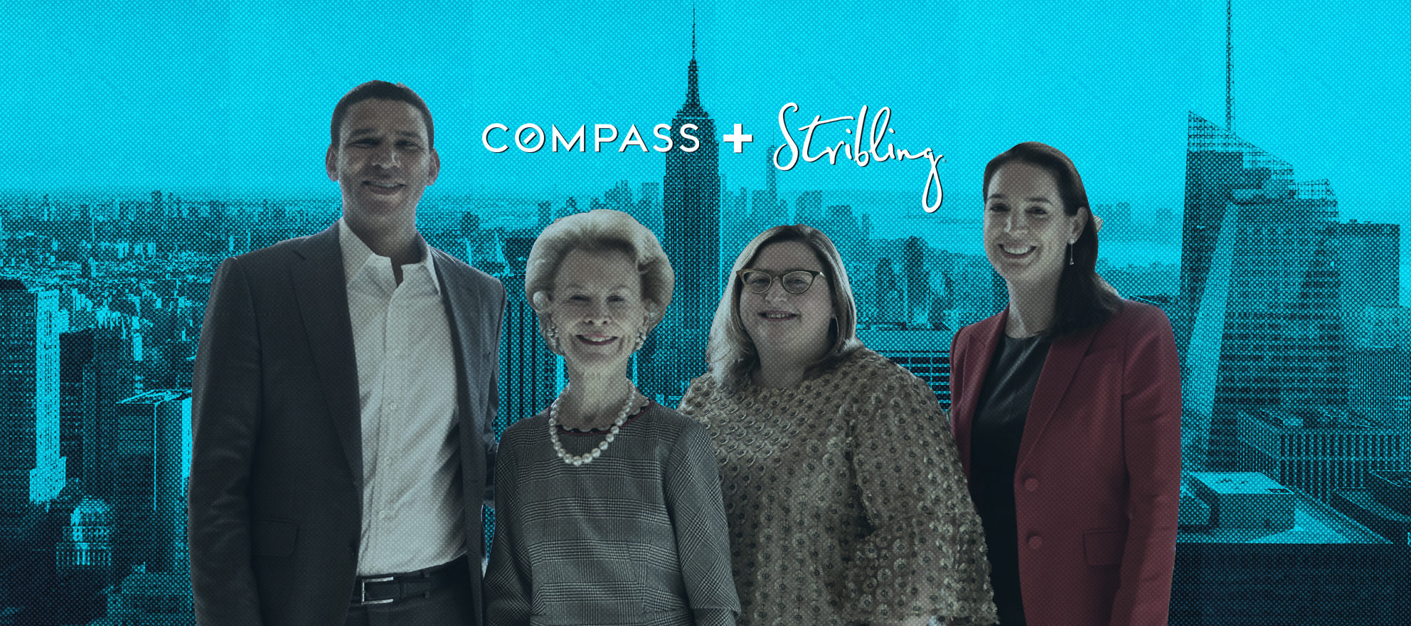 Compass to acquire Stribling & Associates