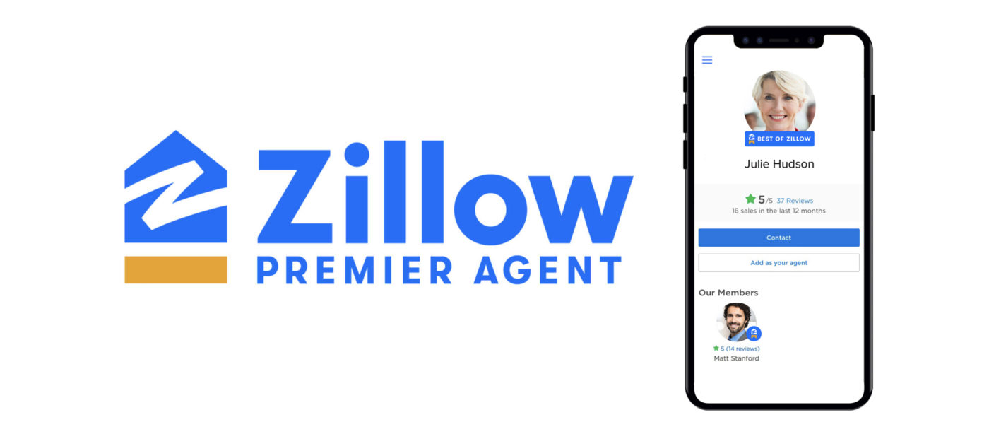 Zillow unveils new logo and Premier Agent scoring system
