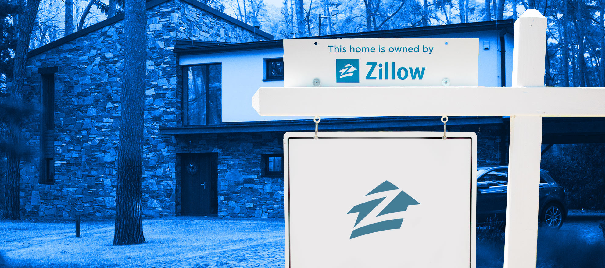 Zillow Offers listings grow, surpassing Offerpad, gaining on Opendoor