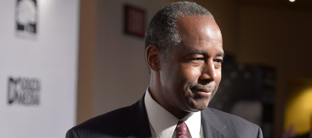HUD secretary slammed for confusing REO with Oreo cookies