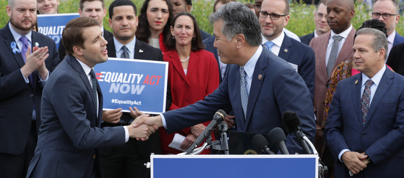 House passes Equality Act in step toward LGBT housing protections