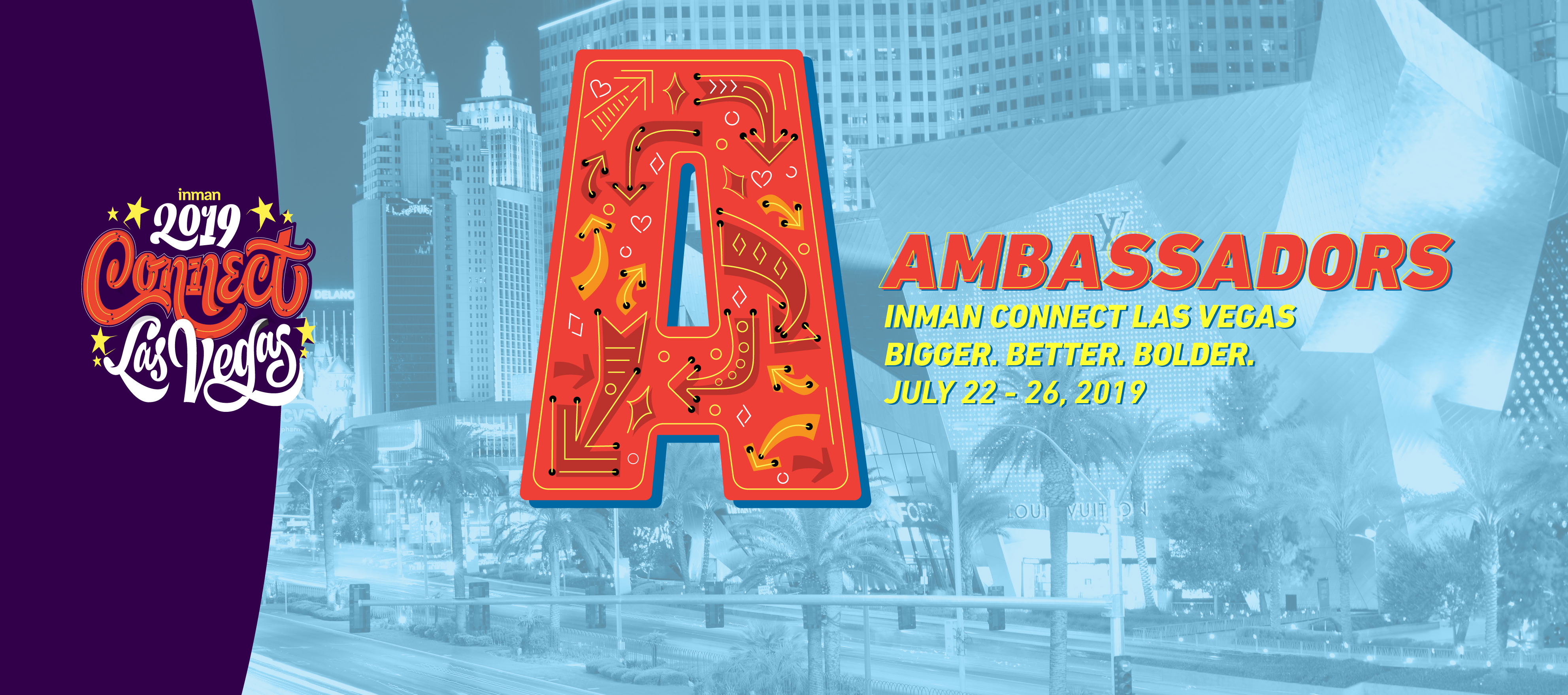 Ambassadors announced for Inman Connect Las Vegas 2019