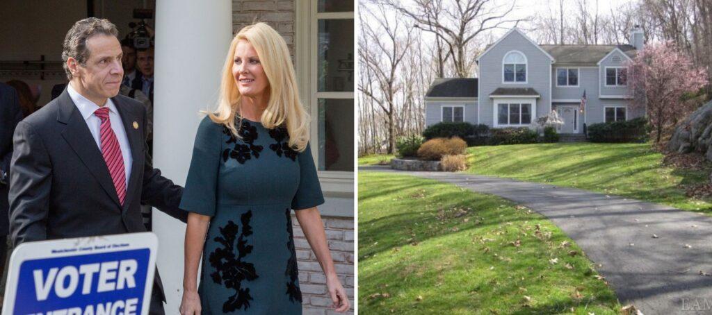 New York Gov. Andrew Cuomo to list Westchester home