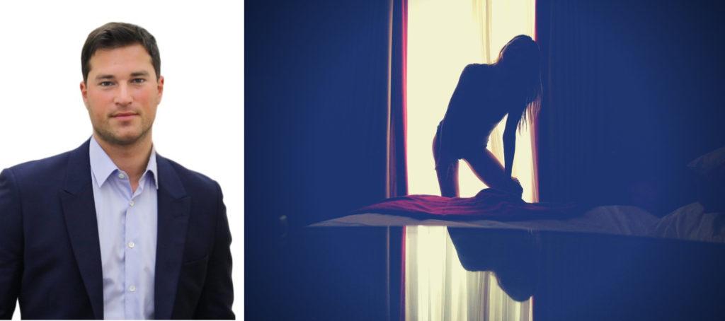 Broker accused of bribery scheme involving sex worker