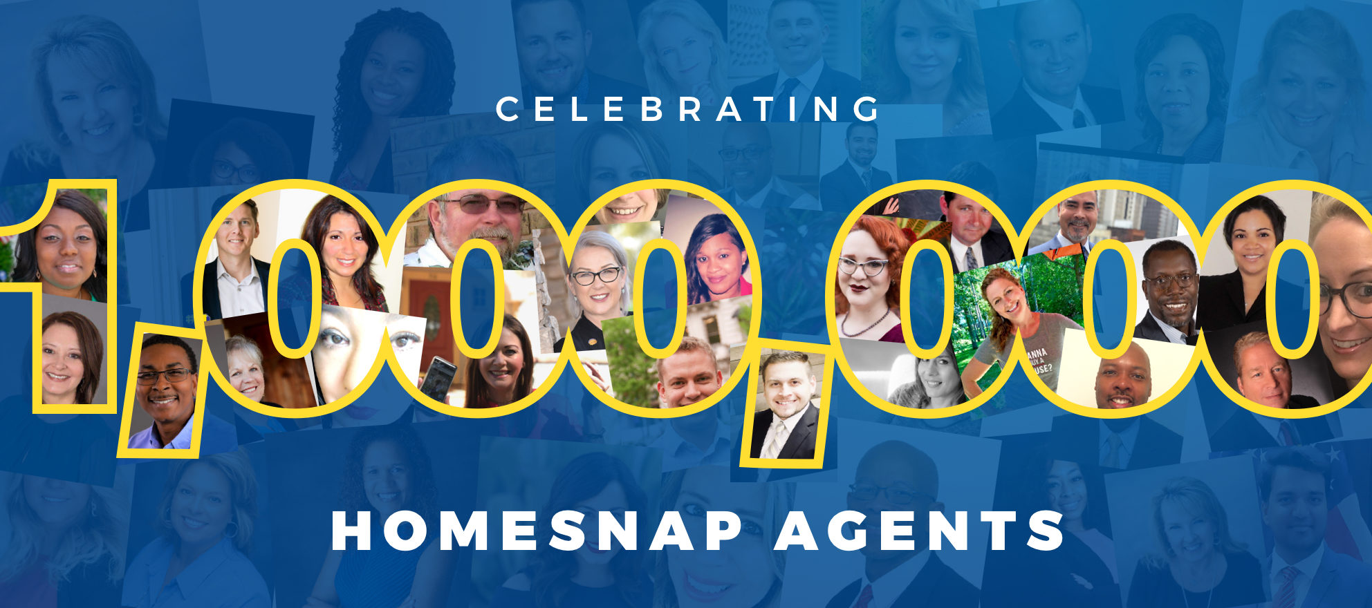 Homesnap Pro hits 5 years and 1 million agents