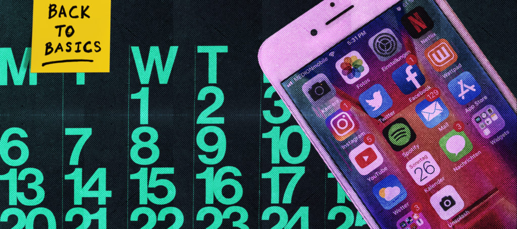 Social media made simple: How to source, share and schedule