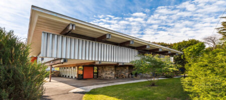 Home by Frank Lloyd Wright's intern can be yours for less than $1M