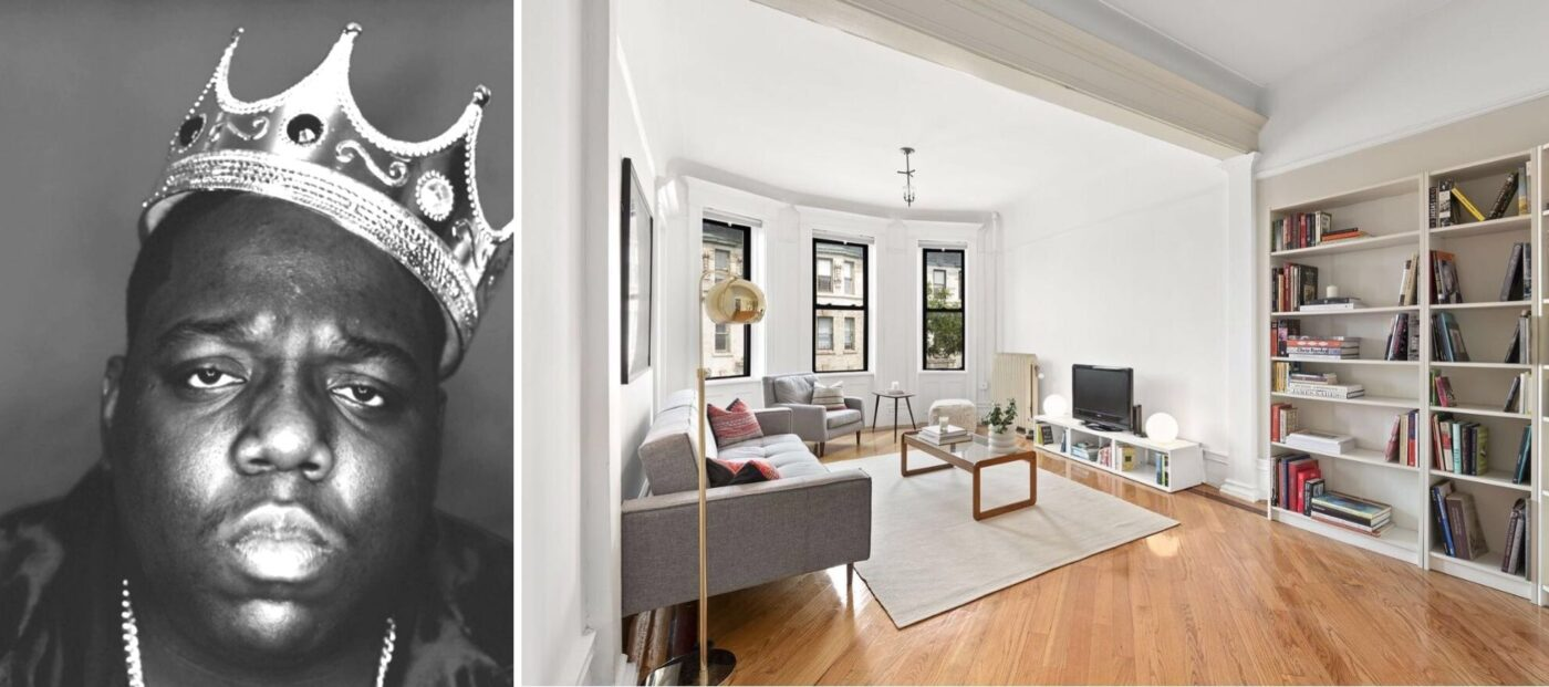 You can now rent Biggie Smalls' childhood home for $4K a month