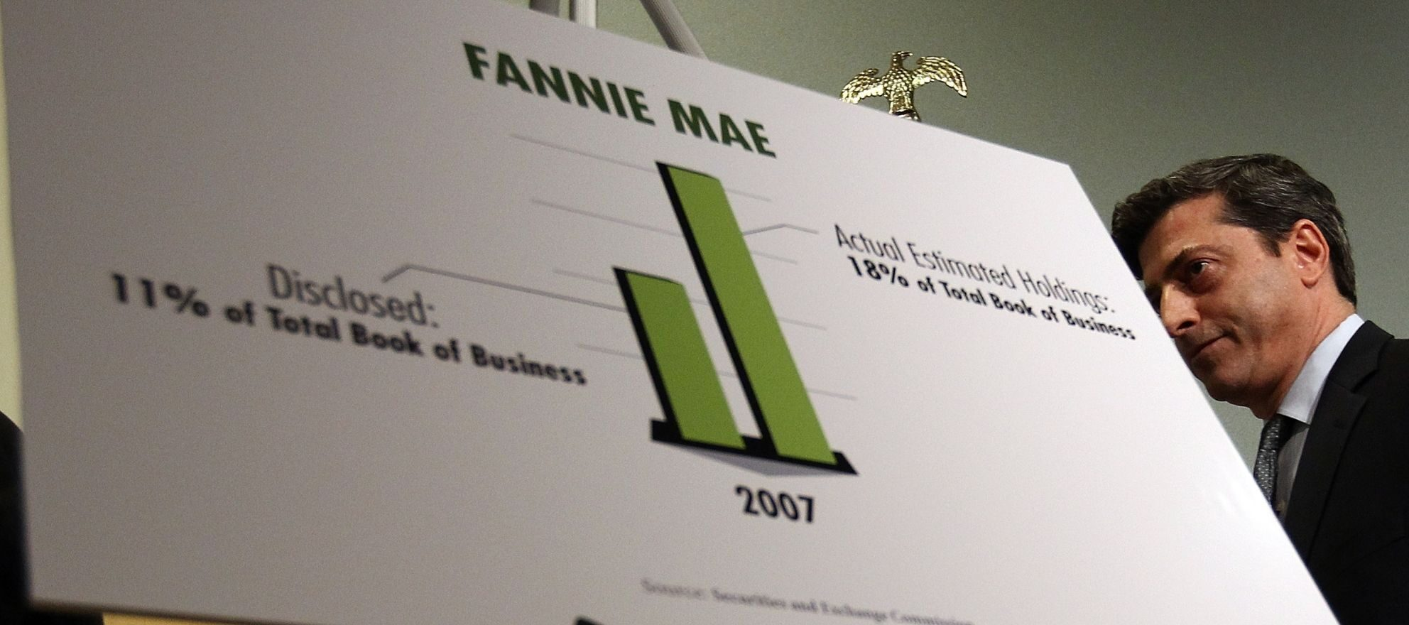 Big changes are coming to Fannie and Freddie ... beware