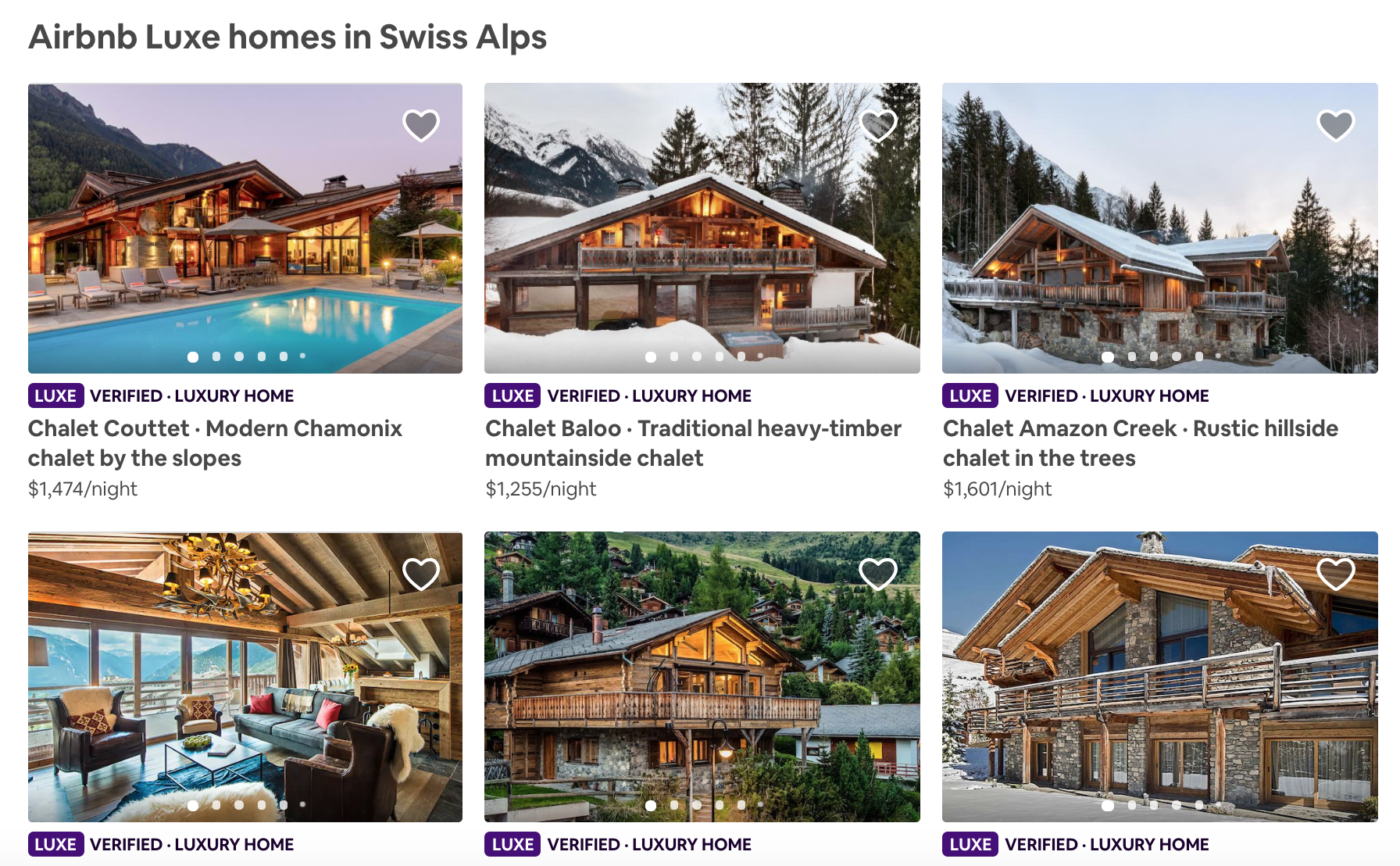 Airbnb Launches New Luxury Service For High-End Properties