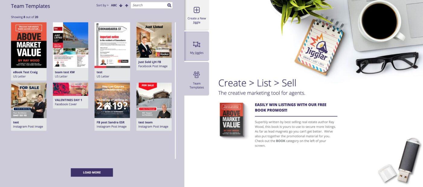 Jigglar launches creative marketing for teams