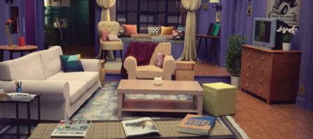 Ikea rebuilds rooms from 'Friends,' 'Simpsons' and 'Stranger Things'