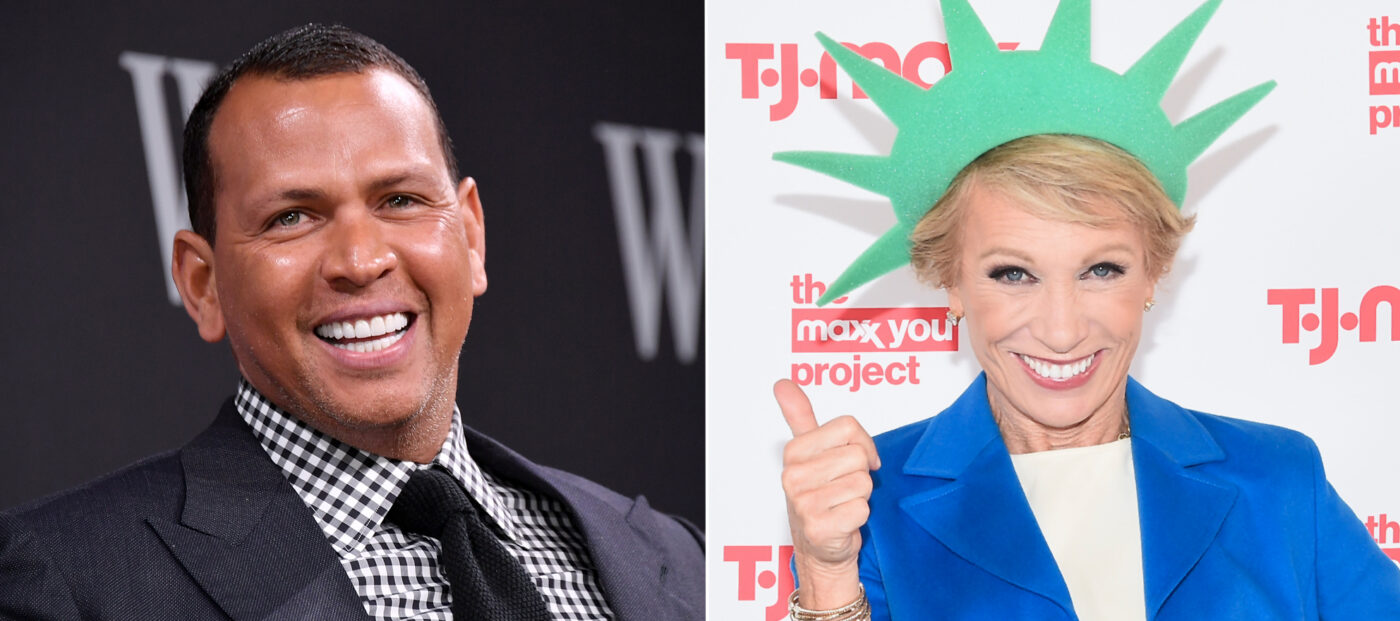 A-Rod buys NYC rental building with Barbara Corcoran