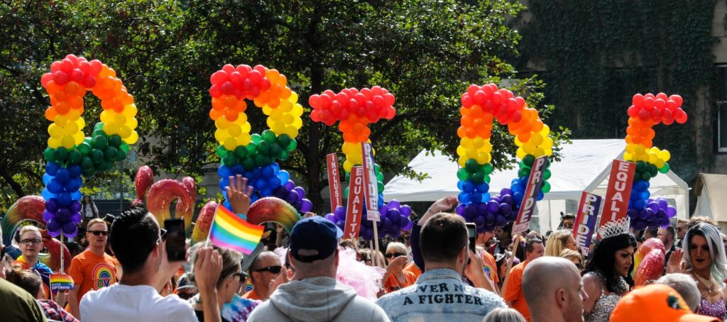 How the real estate industry is celebrating Pride 2019