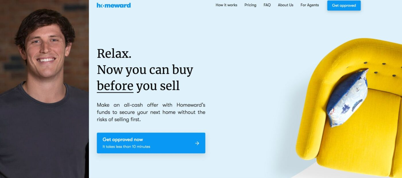 Keller Williams mega agent raises $25M for startup Homeward